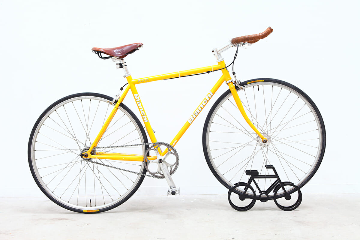 On Bicycle Stand|自転車の自転車スタンド (4)