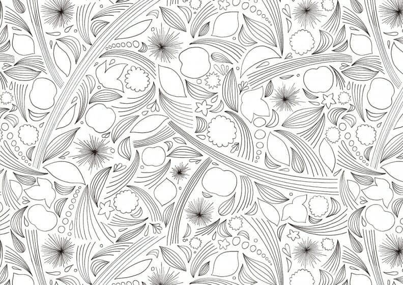 草花木果 ブランドグラフィック