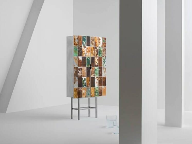 デザイナー・狩野佑真が『Rust Harvest|錆の収穫』シリーズの新作家具をミラノデザインウィークにて発表