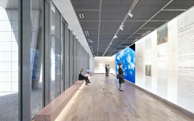 武田薬品工業が、「カラダを知る旅に出かけよう」をコンセプトにした新施設「TAKEDA LIFE THEATER」を4月17日にオープン