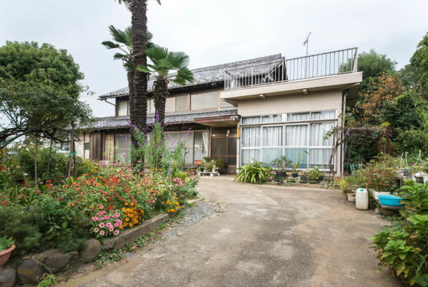 物件「東松山の家」改修前
