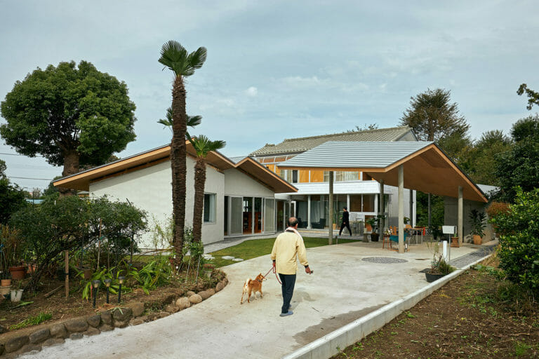 東松山の家 (1)