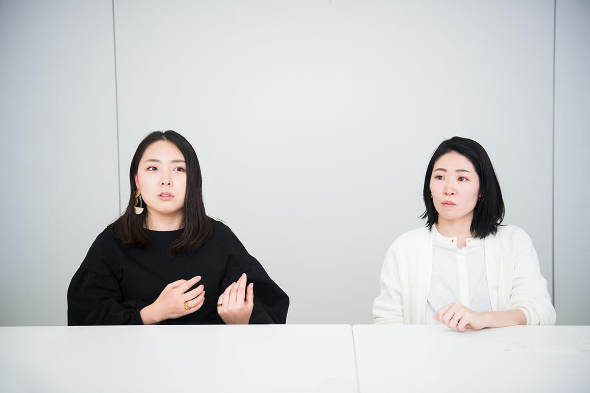 平田ことこさん、竹本真実さん