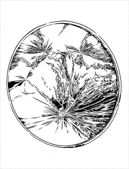 黒田潔 個展「Mirror」
