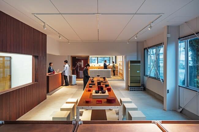 福井のものづくりとデザインを体感。「TSUGI」が手がける新施設「TOURISTORE」が鯖江にオープン