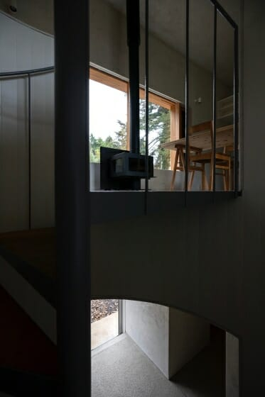 富士南麓の家 (5)