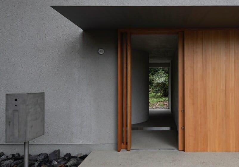 富士南麓の家 (2)