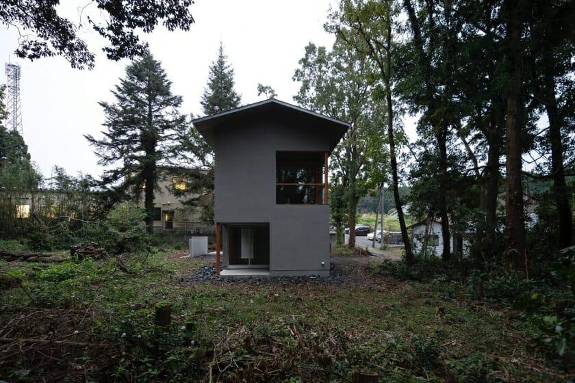 富士南麓の家 (1)