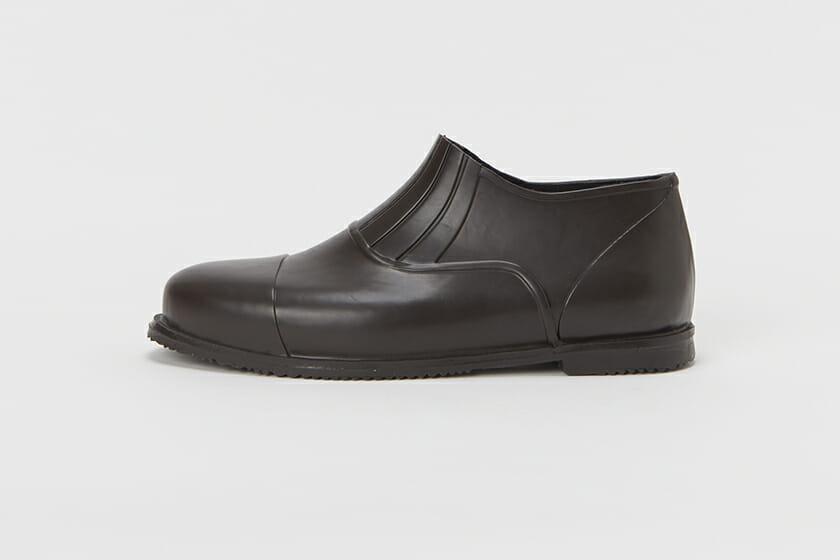 PARALLEL/ FRONT GORE(dark brown)