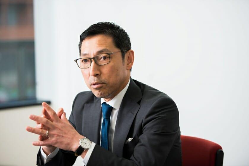 カランダッシュジャパン株式会社 代表取締役社長 宮地寛典