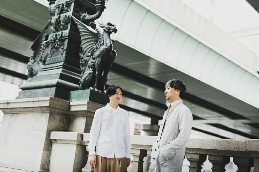 『nihonbashi β』の次なる挑戦。日本橋の象徴「暖簾」のデザイン公募からはじまる、グラフィックデザインの新境地ー(1)