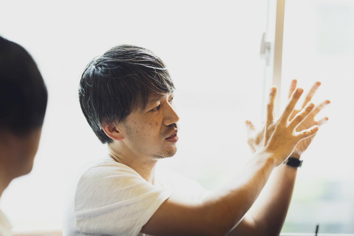 戸田宏一郎インタビュー画像