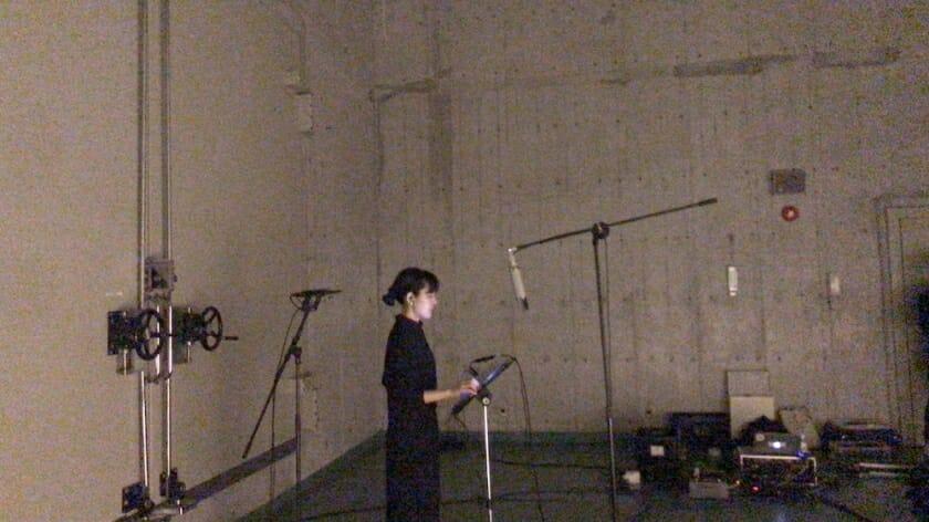 scopic measure #16: 細井美裕サウンドインスタレーション Lenna