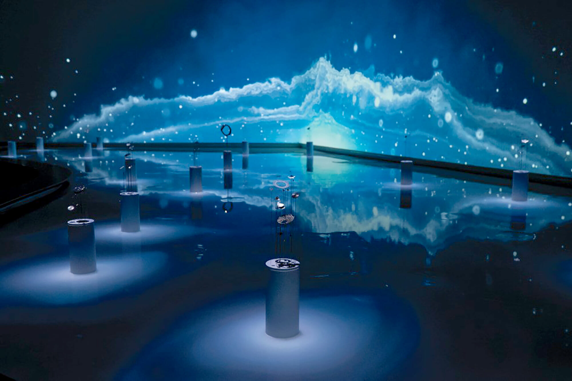 グランドセイコー「THE NATURE OF TIME」、2年目のミラノデザインウィークはwe+と阿部伸吾さんとのコラボレーション