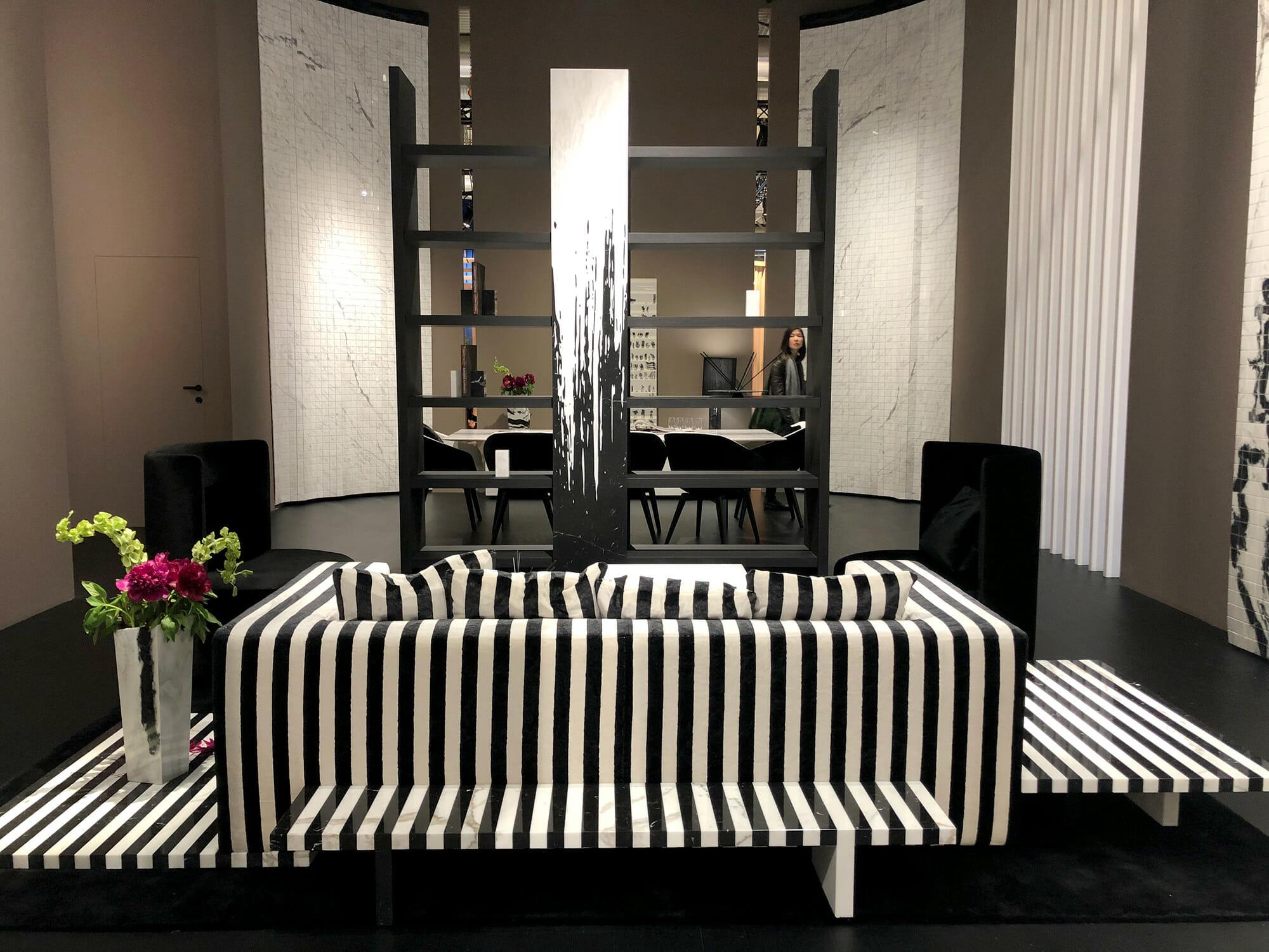 S.Projectに出展したBUDRI、グエナエル・ニコラさん率いるキュリオシティによる家具コレクションを発表した