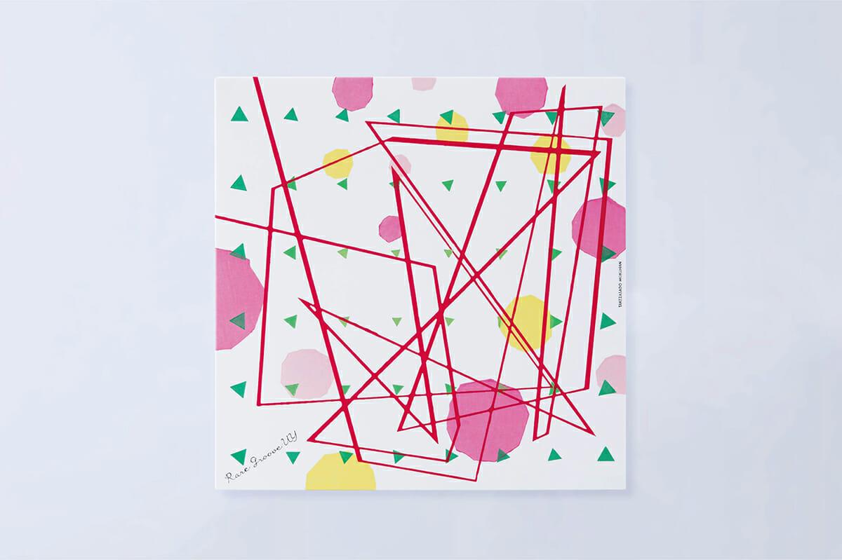 竹笹堂 レコードジャケット/ポスター