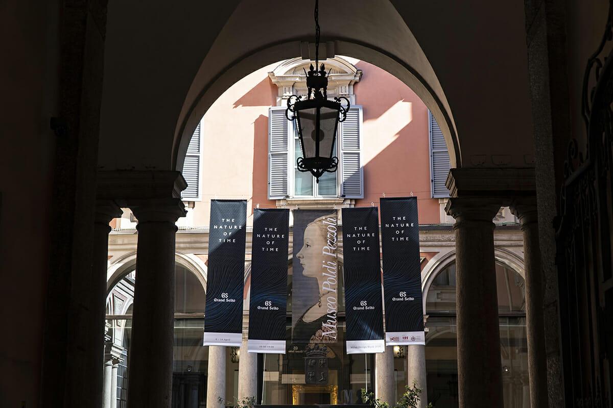 会場となったポルディ・ペッツォーリ美術館