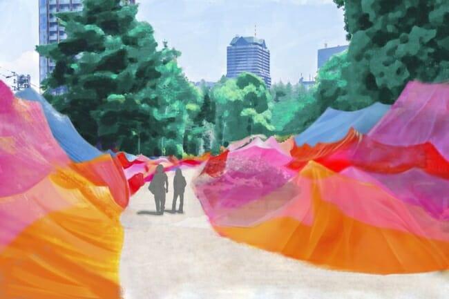 2019年のテーマは「FUSION(融合)」。秋のデザインイベント「Tokyo Midtown DESIGN TOUCH 2019」が10月18日から開催