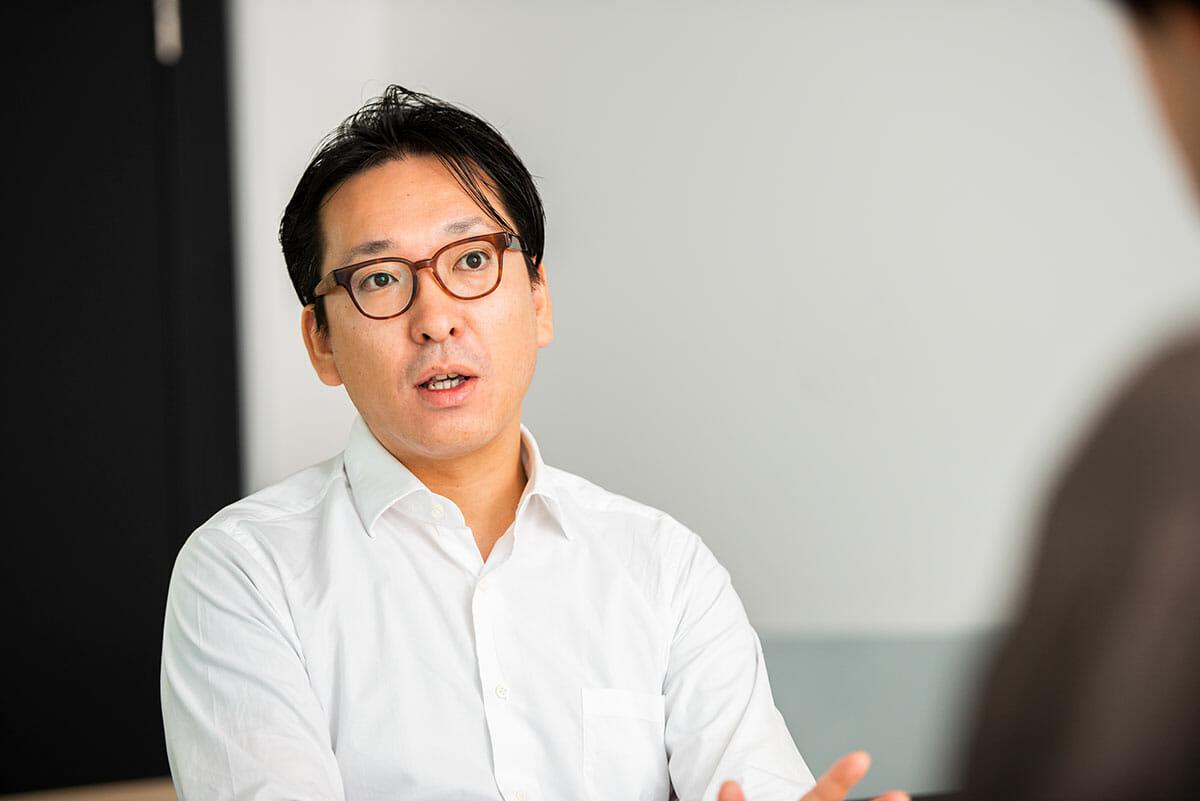 三井化学 コーポレートコミュニケーション部 松永有理さん