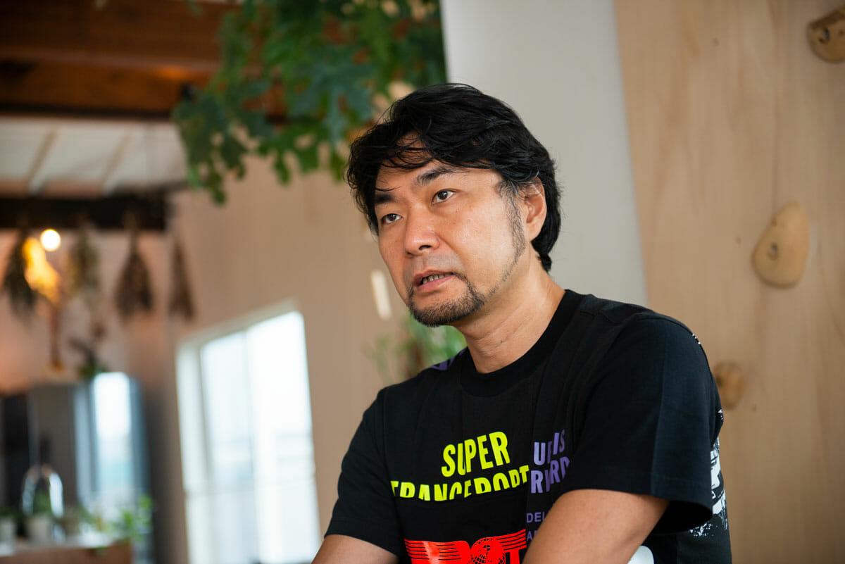 エムテド代表 田子學さん