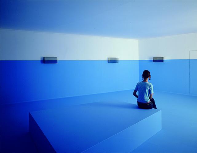 白石由子 個展「上 下 粒子 光」