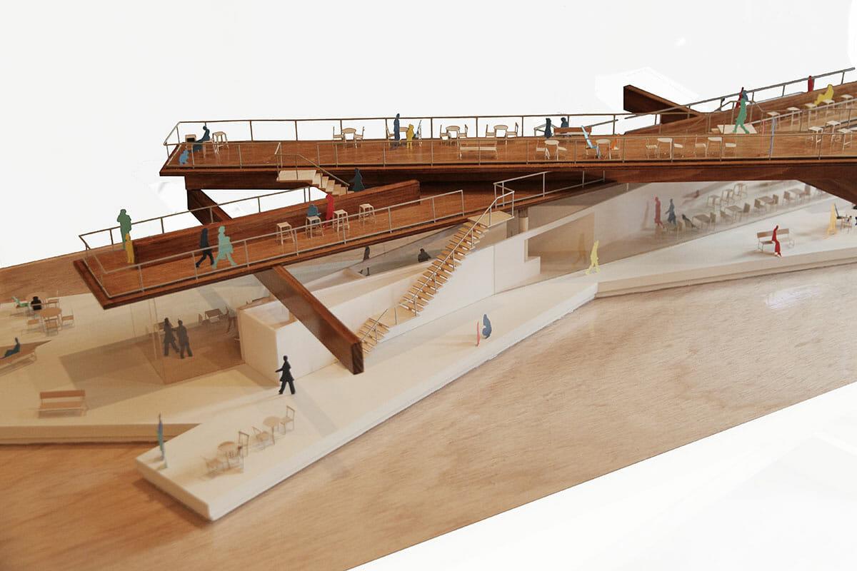 小樽港第三ふ頭水上カフェ計画