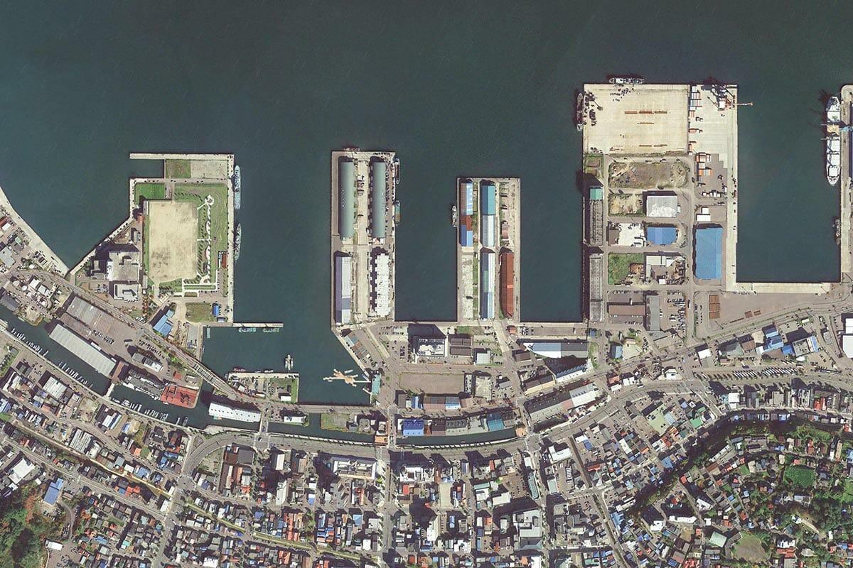 小樽港第三ふ頭水上カフェ計画 (3)
