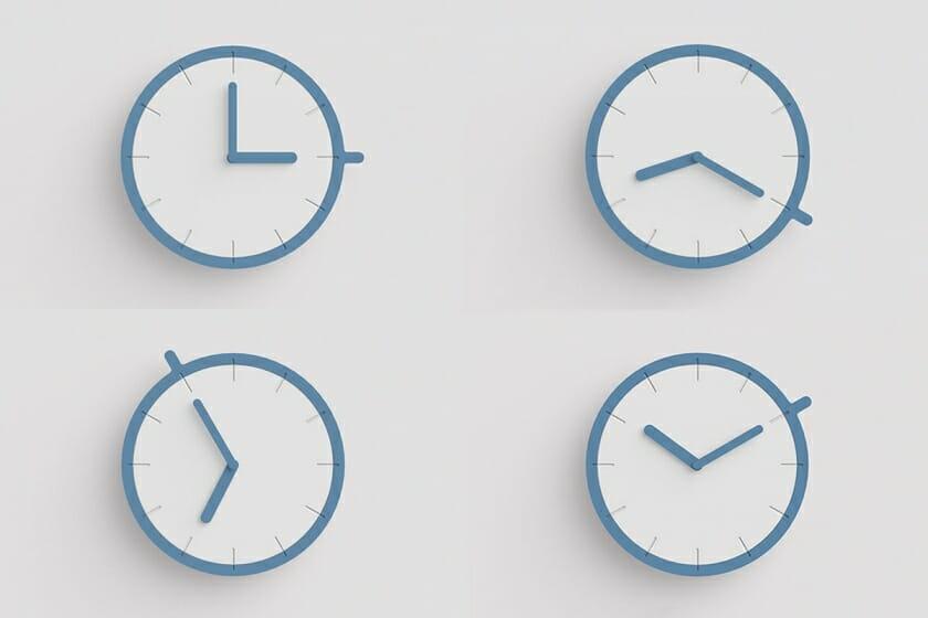 """自分の視点で""""時""""や""""時計""""をあらためて考える、「RHYTHM時計デザインアワード」大賞が発表"""