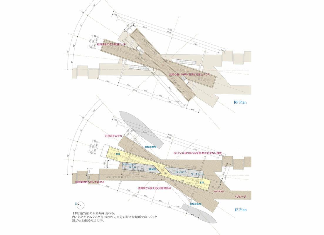 小樽港第三ふ頭水上カフェ計画 (6)