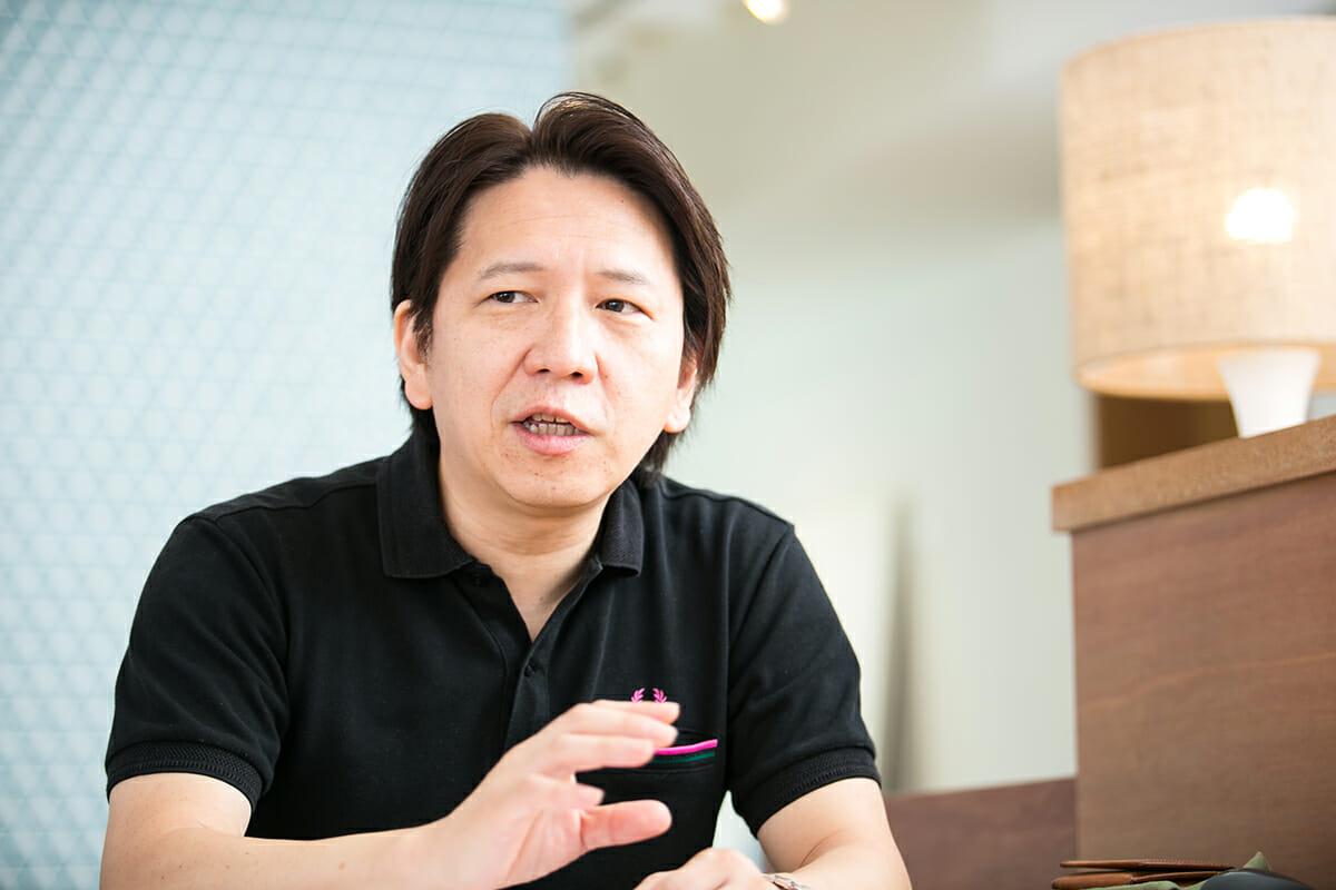 株式会社ジブンハウス 商品開発事業部 取締役事業部長 松本啓司さん