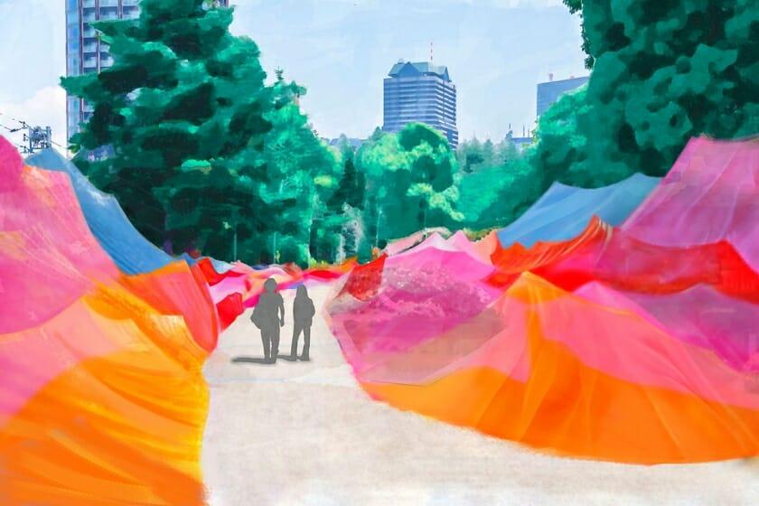 デザインを五感で楽しむ18日間、「Tokyo Midtown DESIGN TOUCH 2019」が10月18日から開催