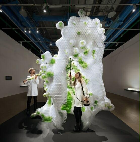 未来と芸術展:AI、ロボット、都市、生命 ― 人は明日どう生きるのか