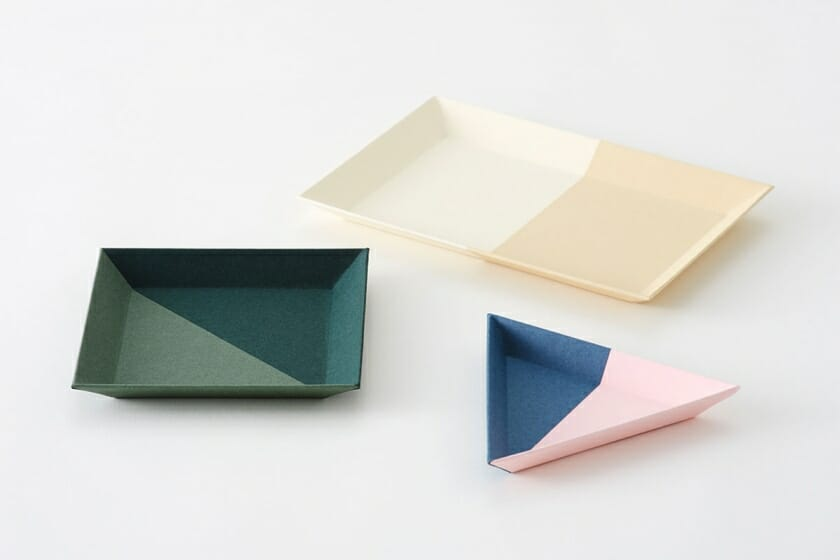 TWO TRAY