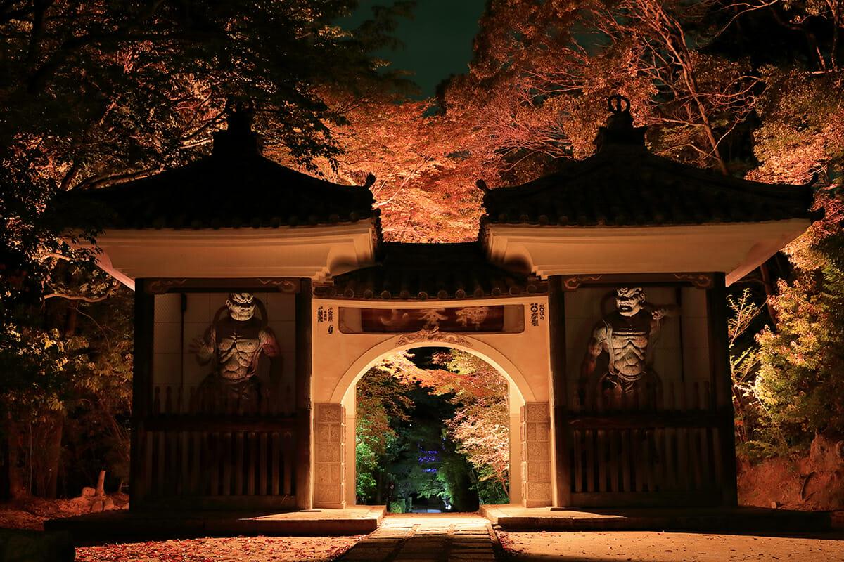 チックタック~約束の時計台~ 光る絵本と光る満願寺展 (3)