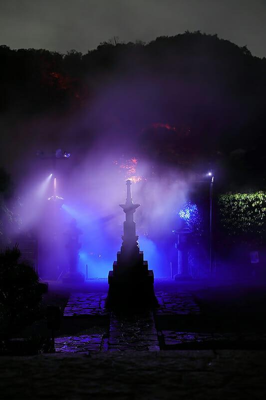 チックタック~約束の時計台~ 光る絵本と光る満願寺展 (4)