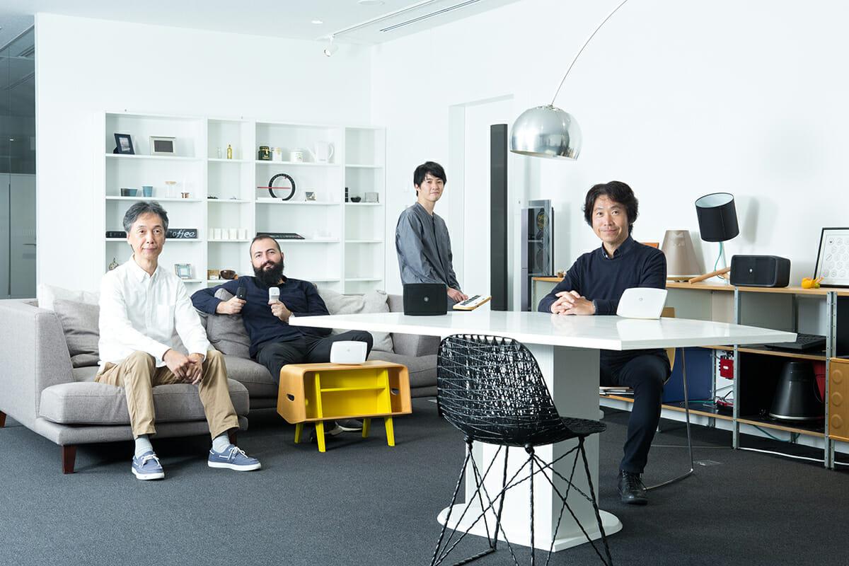 楽器メーカーとしてのヤマハのデザイン哲学が生んだ「気持ちのいい音の空間をつくる」スピーカー(1)