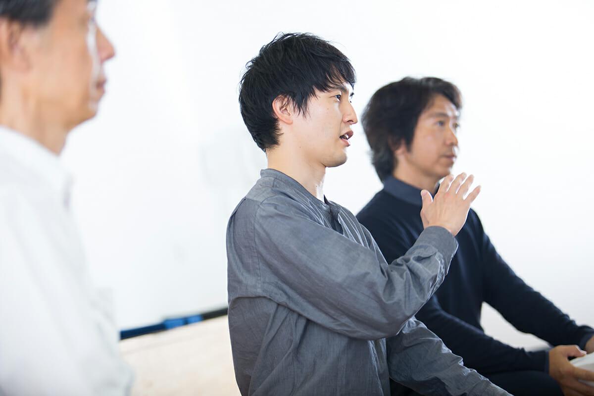 吉田さん、近藤さん、伊藤さん
