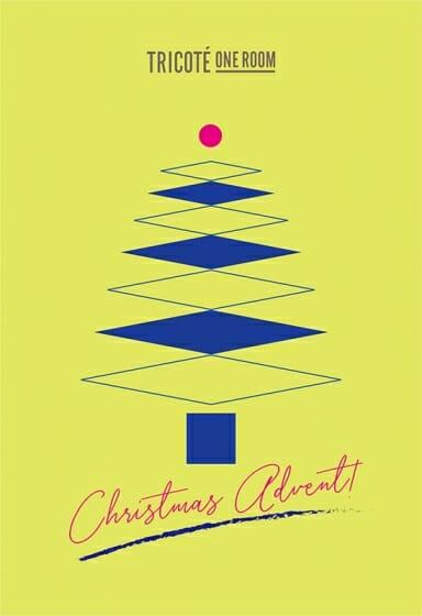 TRICOTÉ Christmas ADVENT !