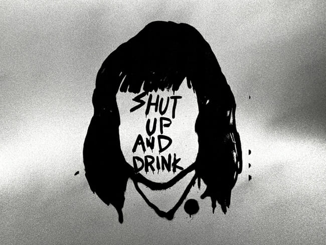 神山隆二×村上周 二人展「SHUT UP AND DRINK」