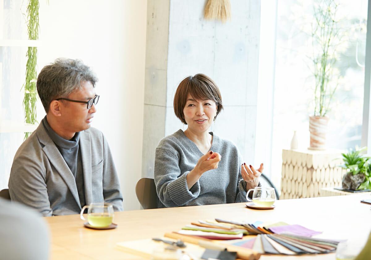 橋本さん、柴田さん