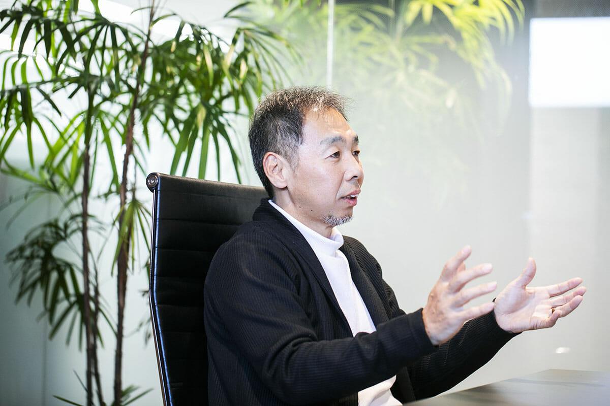 株式会社エキスポインターナショナル 取締役・企画部部長 中来田秀之さん