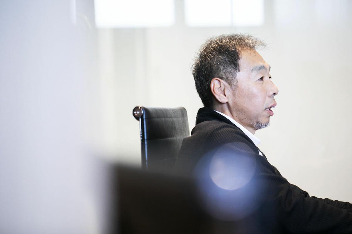 中来田秀之さん