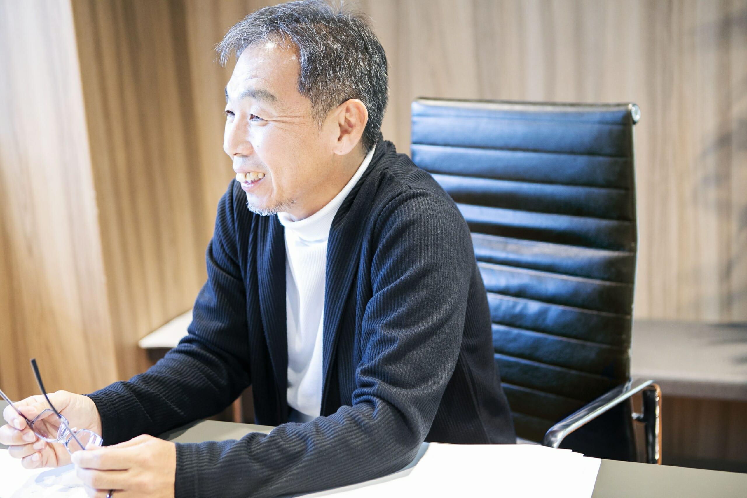 エキスポインターナショナル 中来田秀之さん
