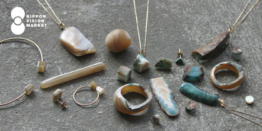 かいのわ -沖縄の貝から生まれた装身具-