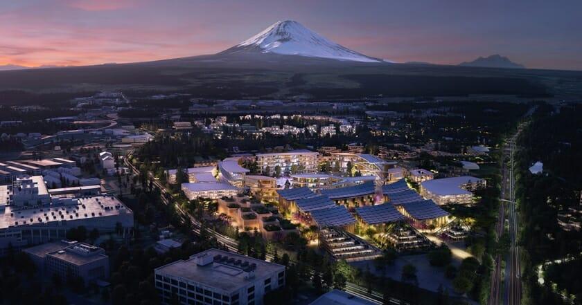 トヨタが最新技術の実証都市「コネクティッド・シティ」を静岡に建設、2021年に着工予定