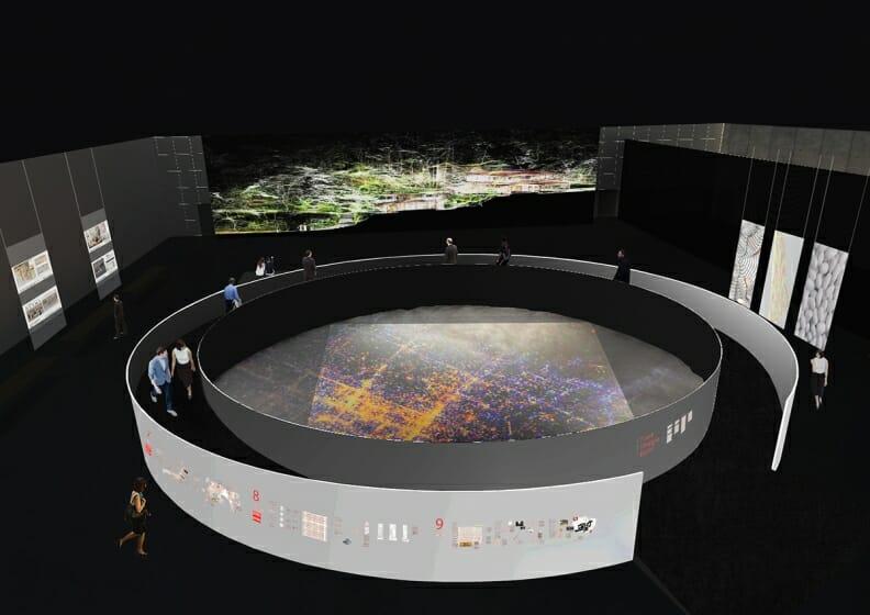 京都発の新たな都市デザインビエンナーレ「KYOTO Shaping the Future──食がつくる都市」が、みやこめっせで3月に開催