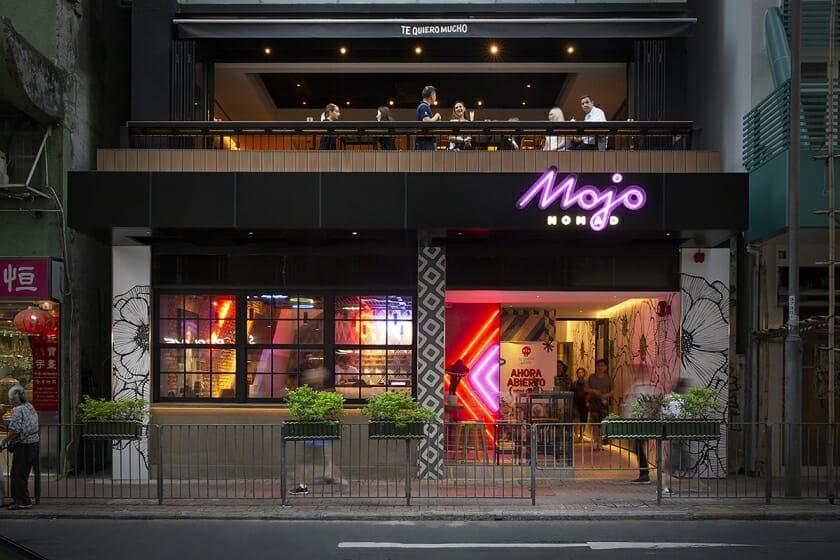 Mojo Nomad(Hong Kong)