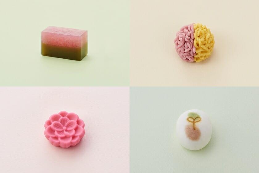 目でも味わいたい、「とらや」の春のお菓子6選