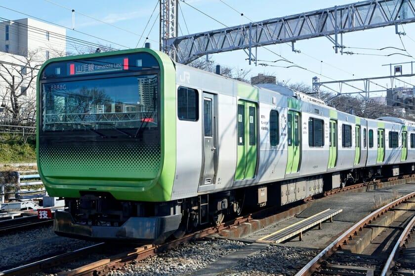 JR東日本「山手線Ver.2020by東京感動線」