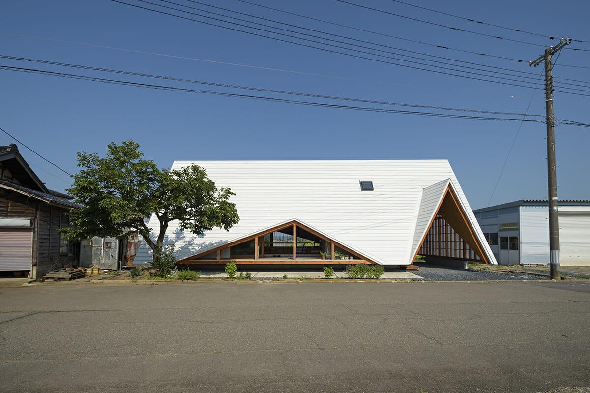 hara house/中之島の家
